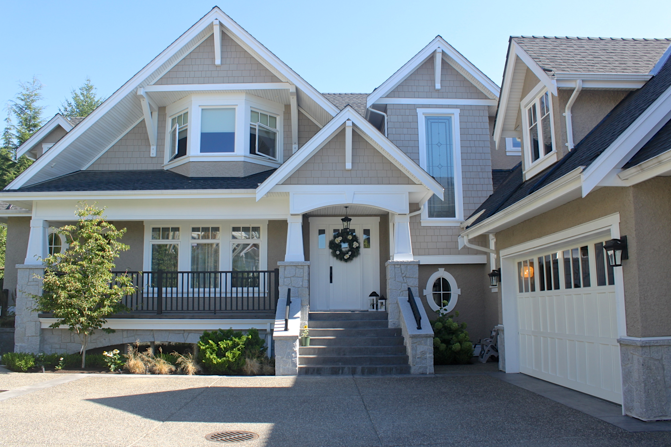 Custom Built Home In Port Moody Bc Novero Homes And